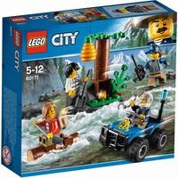 Achtervolging door de bergen Lego