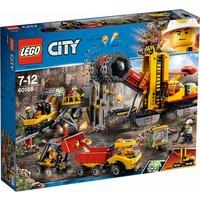 Mijnbouw expert locatie Lego