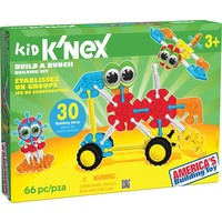 Build a Bunch Kid K`nex: 66 stuks