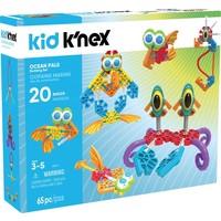 Ocean Pals Kid K`nex: 65 stuks