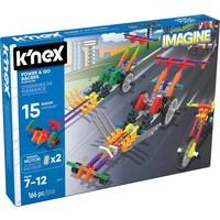 Power en Go Racers K`nex: 166 stuks