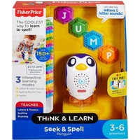 Zoek en Spel Pinguin Fisher-price