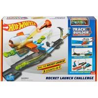 Track Builder Rocket Launch Challenge Hotwheels