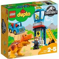 T-rex toren Lego Duplo