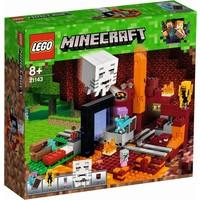 Het onderwereldportaal Lego