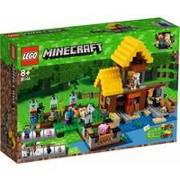 Het boerderijhuisje Lego