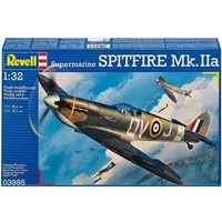 Supermarine Spitfire Mk.IIa Revell: schaal 1:32