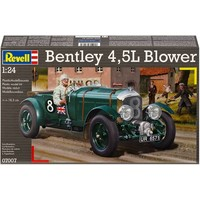 Bentley 4.5L Blower Revell: schaal 1:24