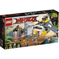 Mantarog bommenwerper Lego