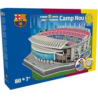 FC Barcelona Camp Nou puzzel
