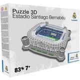 Real Madrid Sant Bernabeu puzzel