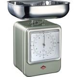 Wesco Keukenweegschaal Nieuw Zilver