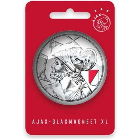 AJAX Amsterdam Magneet XL ajax oude logo