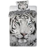 Non-License Dekbedovertrek tijger