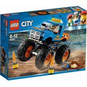 Monstertruck Lego