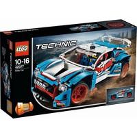 Rallyauto Lego