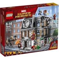 Sanctum Sanctorum duel Lego