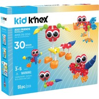 Zoo Friends Kid K`nex: 55 stuks