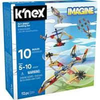 Fly Away K`nex: 113 stuks