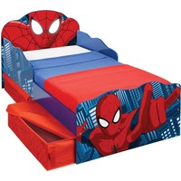 Bed Kind Spider-Man 142x77x64 cm