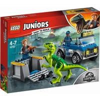 Raptor reddingsauto Lego