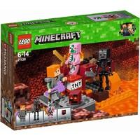 Het onderwereldgevecht Lego