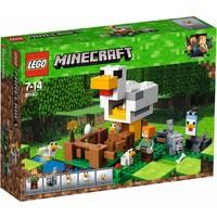 Het kippenhok Lego