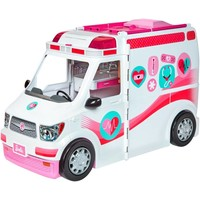 Ambulance Barbie