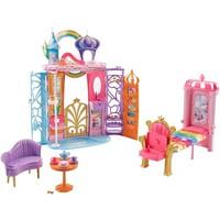 Draagbaar kasteel Barbie