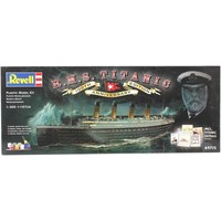 R.M.S. Titanic 100th edition Revell: schaal 1:400
