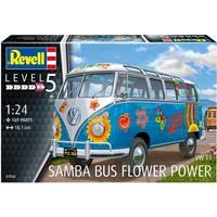 Volkswagen T1 Samba Bus FP Revell: schaal 1:24
