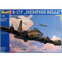 B-17F Memphis Belle Revell: schaal 1:48