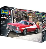 Revell Vehicles 76 Ford Torino Revell: schaal 1:25