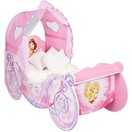 Princess Bed Kind Princess met licht 160x87x136 cm