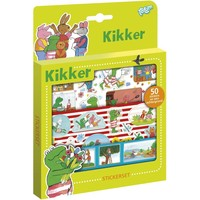 Sticker set Kikker ToTum: 45 stickers