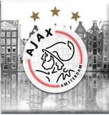AJAX Amsterdam Giftcard ajax met magneet grijs