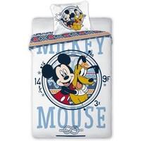 Dekbedovertrek Mickey Mouse ledikant 100x135/40x60 cm