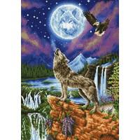 Mystic Wolf Diamond Dotz
