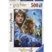 Puzzel Harry Potter: Hogwarts 500 stukjes