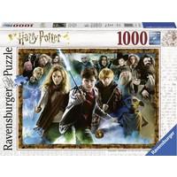 Puzzel Harry Potter: Tovenaarsleerling 1000 stukjes