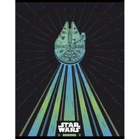 Schrift Star Wars A4 gelijnd