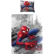 Dekbedovertrek Spider-Man crawling