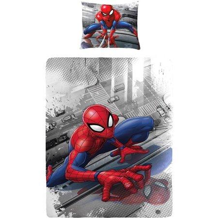 Spider-Man Dekbedovertrek Spider-Man crawling