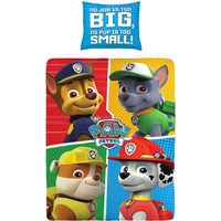 Dekbedovertrek Paw Patrol big small