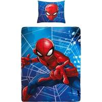 Dekbed Spider-Man web