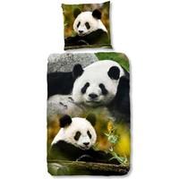 Dekbed Good Morning panda