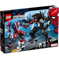 Spider Mecha vs Venom Lego