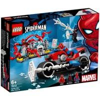 Bike Reddingsactie Spider-Man Lego