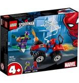 LEGO Auto achtervolging Spider-Man Lego