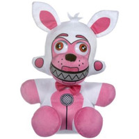 Pluche Five Nights at Freddy`s Funtime Foxy 24 cm